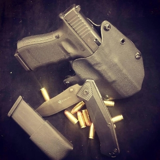 """Protective Services """"Elite"""" OWB Holster Combo – Advanced"""