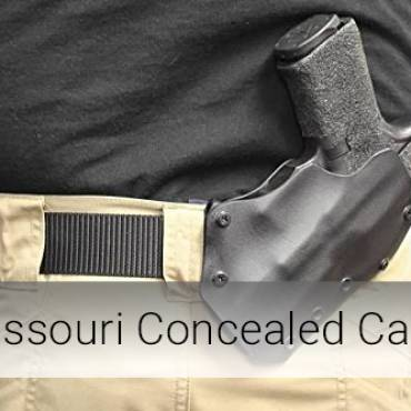 Missouri Concealed Carry